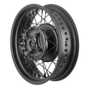 [알피나휠]Alpina Alloy Tubeless Wheels(Set) - Triumph BonnevilleT100/Scrambler[재고보유]