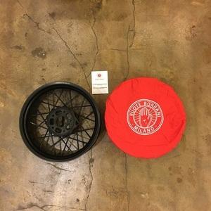 [보라니휠] Borrani M-Ray9 Tubeless Wheel(Set) BMW RnineT- M.Black/M.Black/Black[재고보유]