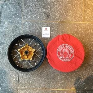 [보라니휠] Borrani M-Ray9 Tubeless Wheel(Set) BMW RnineT - M.Black/M.Gold/Silver[재고보유]