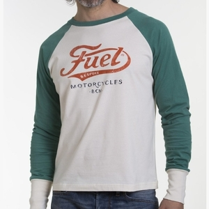 Fuel Long sleeve - Logo (30%세일)