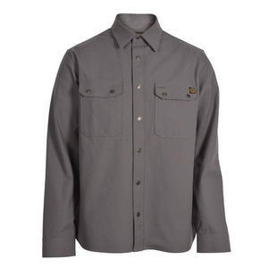 [렌치몽키스]Wrenchmonkees<br>Coated Shirt Grey