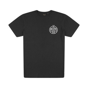 [데우스]DEUS EX MACHINA<br>Peaces Tee - Black