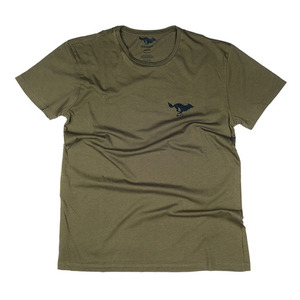 [엘솔리타리오]El Solitario<br>Basic Green T-shirt