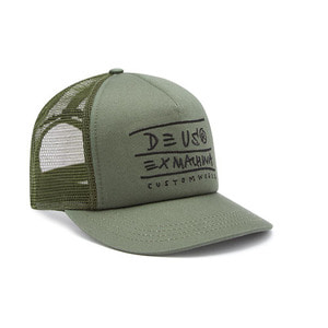 [대우스]DEUS EX MACHINA<br>Dogon Trucker - Olive