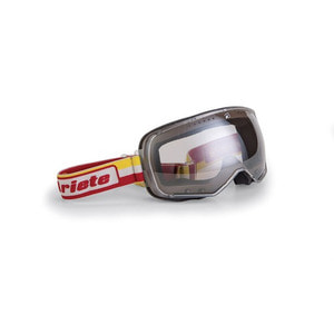 [아리에테]Ariete Feather Goggles<br>Yellow / Red