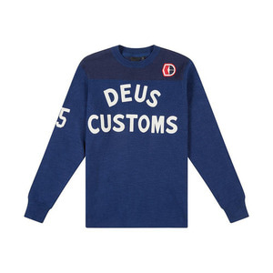 [데우스]DEUS EX MACHINA<br>Moto X Knit<br>[40% 시즌오프]