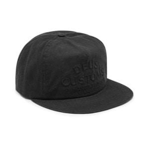 [데우스] DEUS EX MACHINA<br>Joe Cap - Washed Black