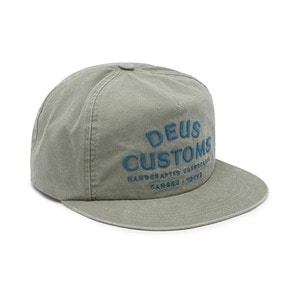 [데우스] DEUS EX MACHINA<br>Joe Cap - Washed Olive