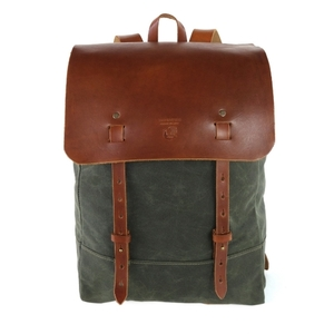 Red Clouds Collective The Prescott Bag - Olive 30%세일
