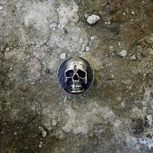Ellmetbuttons - Skull