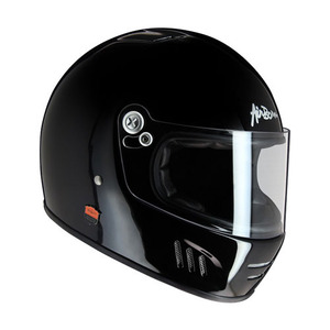 Airborn Full Ride Helmet 에어본 - Black Shiny