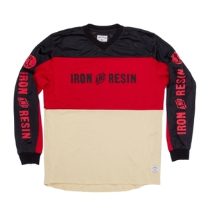 Iron & Resin National Jersey - Black / Gold [40% 할인]