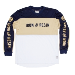 Iron & Resin National Jersey - Navy / White [40% 할인]