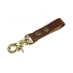 Red Clouds Collective Key Fob - Walnut