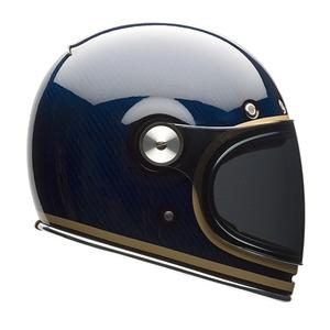 Bell Bullitt Helmet Carbon Candy Blue ���Ҹ� - ������